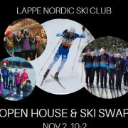 Lappe Open House and Ski Swap